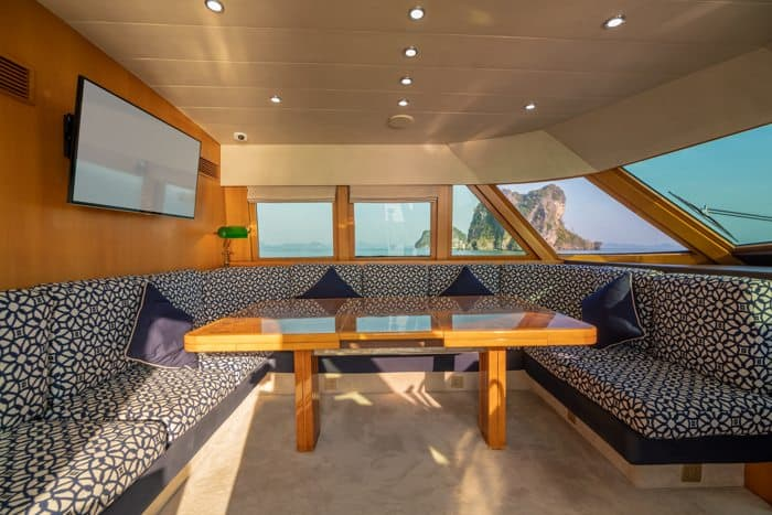 AJAO Yacht Boat Cruises Luxury Experience Thailand 18 700px