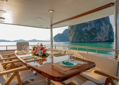 AJAO Yacht Boat Cruises Luxury Experience Thailand 30 1920px