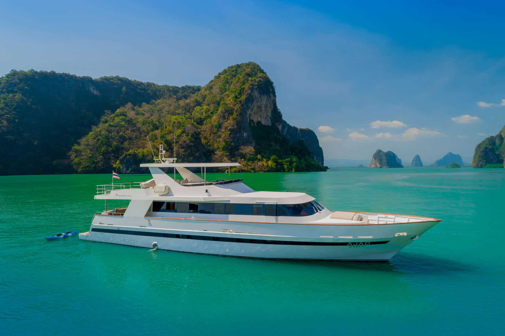 AJAO Yacht Boat Cruises Luxury Experience Thailand 45 1920px