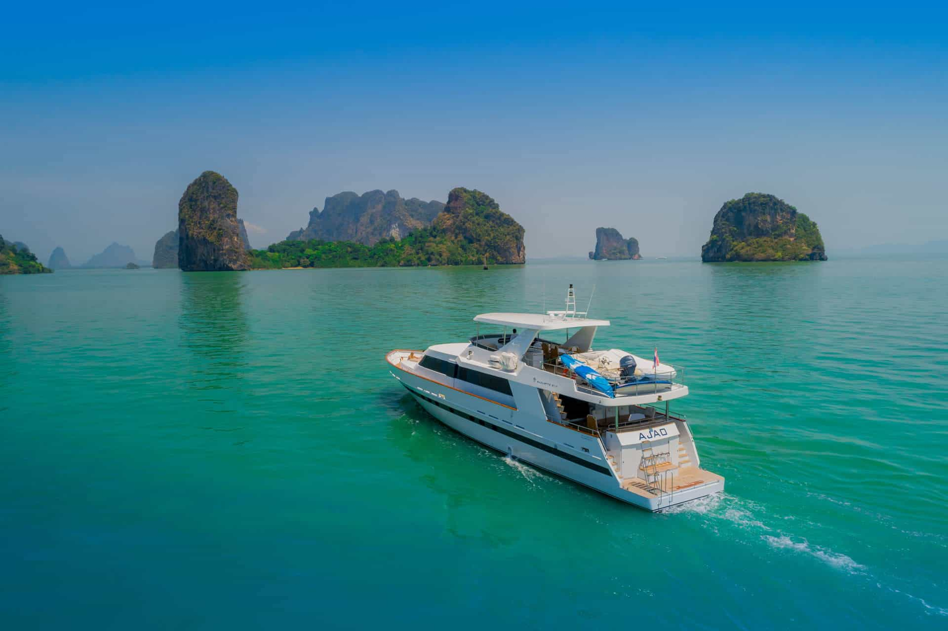 AJAO Yacht Boat Cruises Luxury Experience Thailand 46 1920px