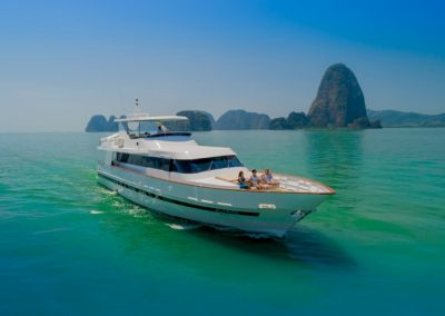 AJAO Private Yacht for rent in Phuket