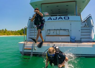 AJAO Yacht Boat Cruises Luxury Experience Thailand Activities 31 700px