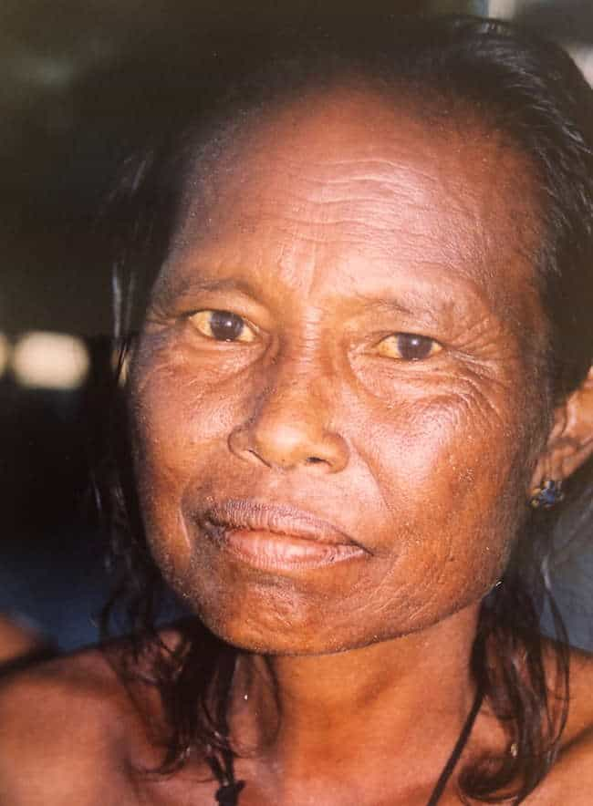 The Moken people of Mergui