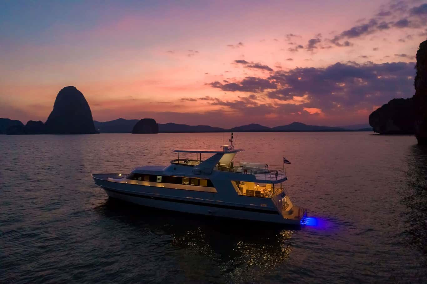 Koh Yao Islands With Ajao Cruises Yacht