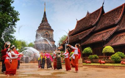 Songkran – Thailand's New Year